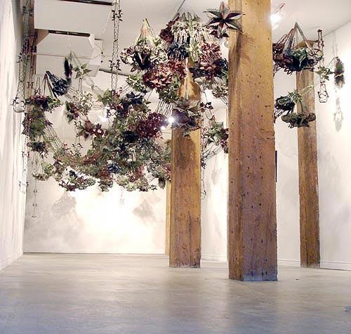 Underbush, 2007 Helen Pitt Gallery, Vancouver
