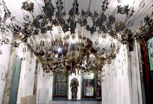 Underbush, 2004 Roebling Hall Gallery, New York